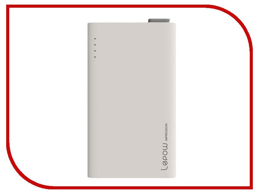 Аккумулятор Lepow P14 11000 11000mAh Grey аккумулятор lepow retro lp p20g ca 10000mah camo