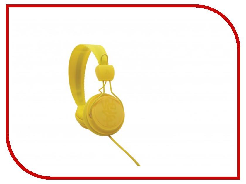 Наушники WeSC Matte Conga Dandelion Yellow<br>