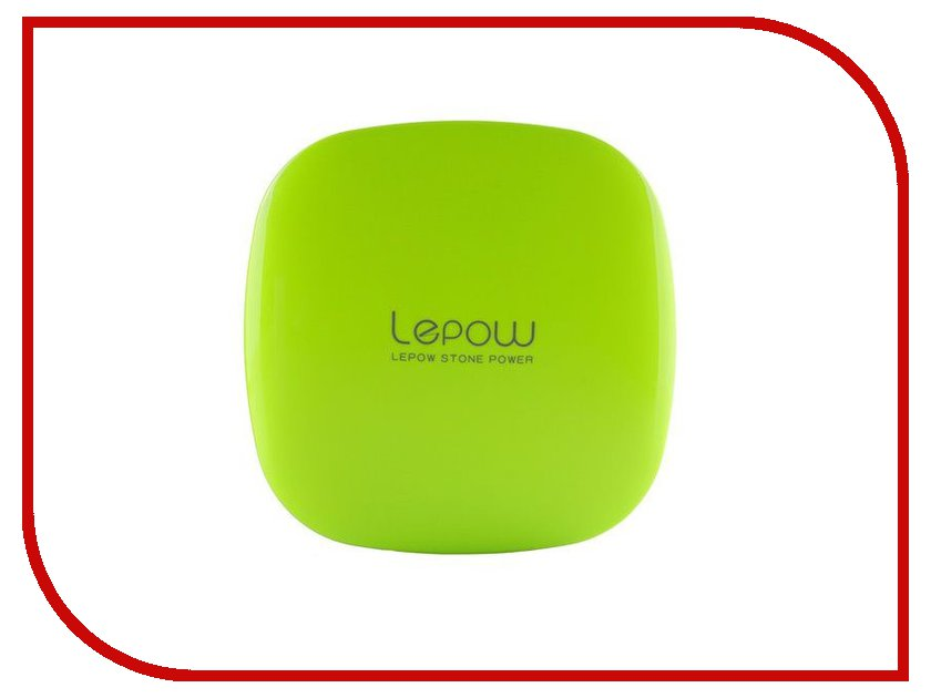Аккумулятор Lepow MOONSTONE 3000 Green 3000 mAh<br>
