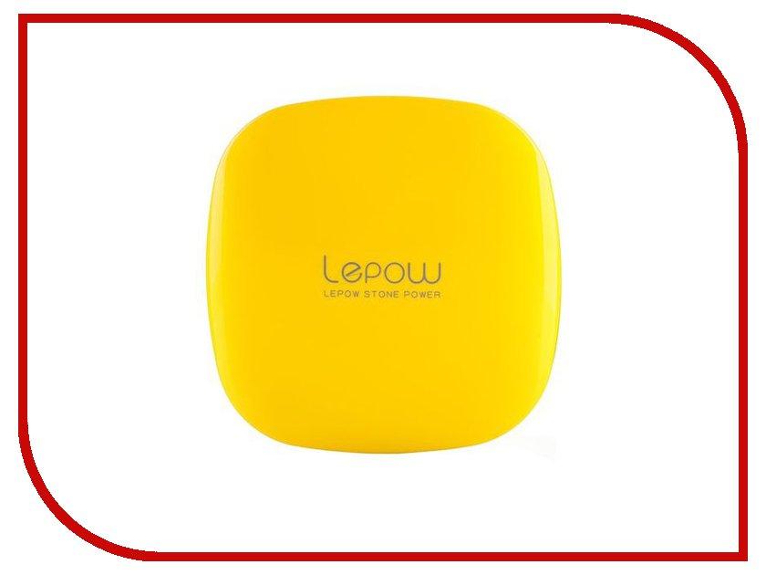 Аккумулятор Lepow MOONSTONE 3000 Yellow 3000 mAh