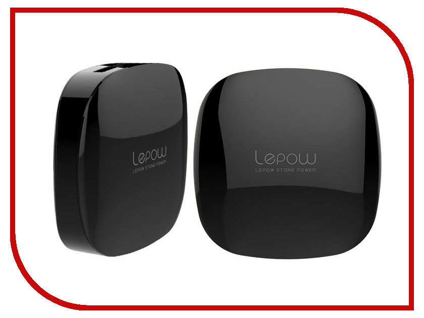 Аккумулятор Lepow MOONSTONE 6000 Black 6000 mAh<br>