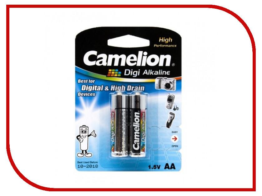 Батарейка AAA - Camelion Digi Alkaline LR03-BP2DG (2 штуки)<br>