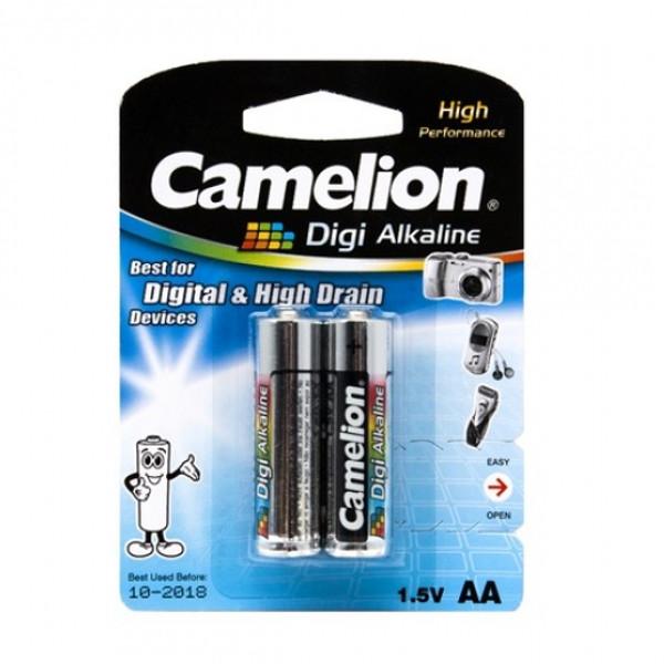 Батарейка AAA - Camelion Digi Alkaline LR03-BP2DG (2 штуки)