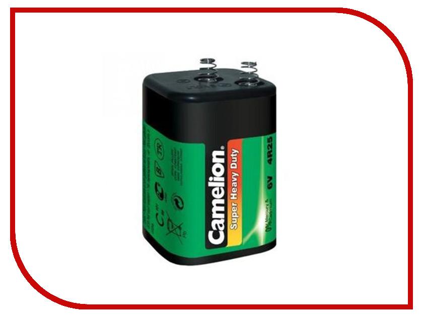 Батарейка Camelion Super Heavy Duty 4R25 (1 штука)<br>