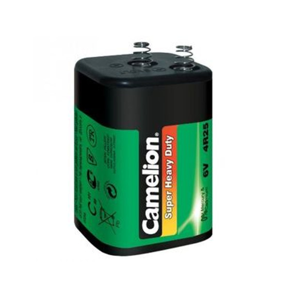Батарейка Camelion Super Heavy Duty 4R25 (1 штука)