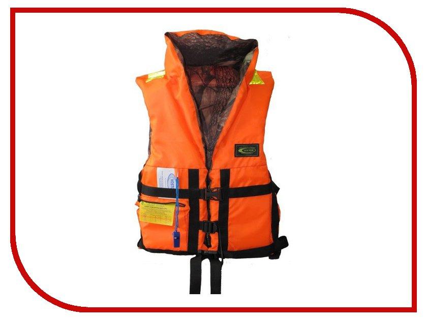 Спасательный жилет Vostok ПР р.58-64 Orange/лес - двусторонний