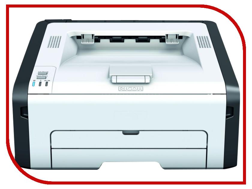цены  Принтер RICOH SP 212w