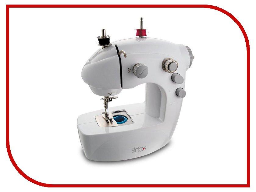 Швейная машинка Sinbo SSW 101 White