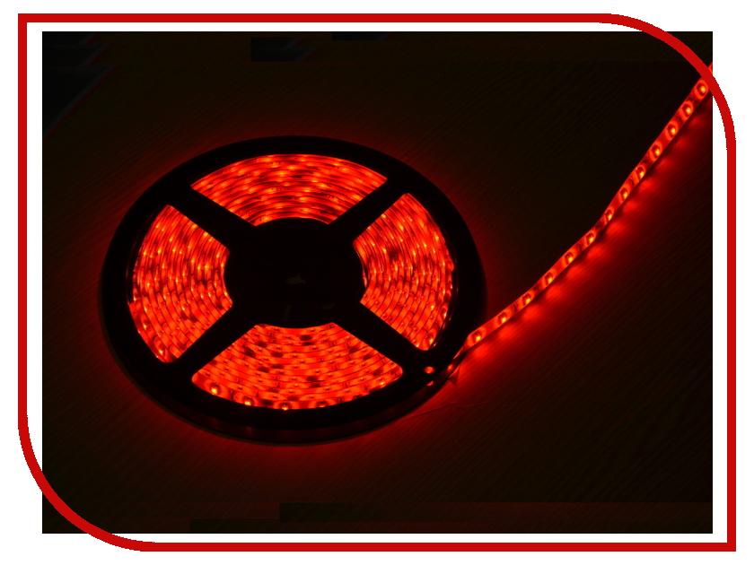 Светодиодная лента TDM-Electric SMD3528-60-20-12-48-RD IP20 Red SQ0331-0021 5m<br>