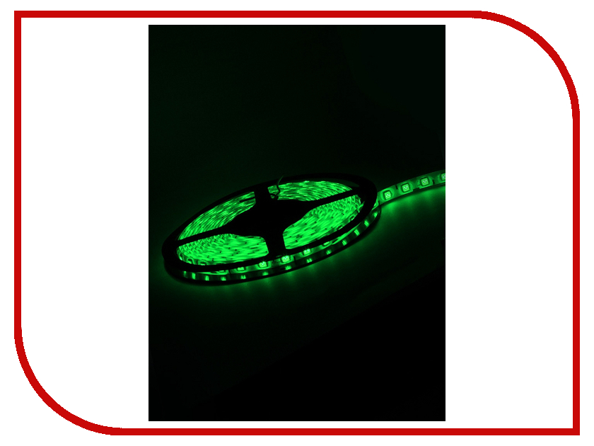 Светодиодная лента TDM-Electric SMD5050-60-20-12-144-GR IP20 Green SQ0331-0075<br>