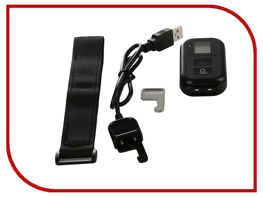 Аксессуар Lumiix GP255 Wifi Remote for GoPro Hero 4/3+/3 пульт аксессуар lumiix gp128 for gopro 1 2 3 3 поворотное крепление на руку на 360 градусов