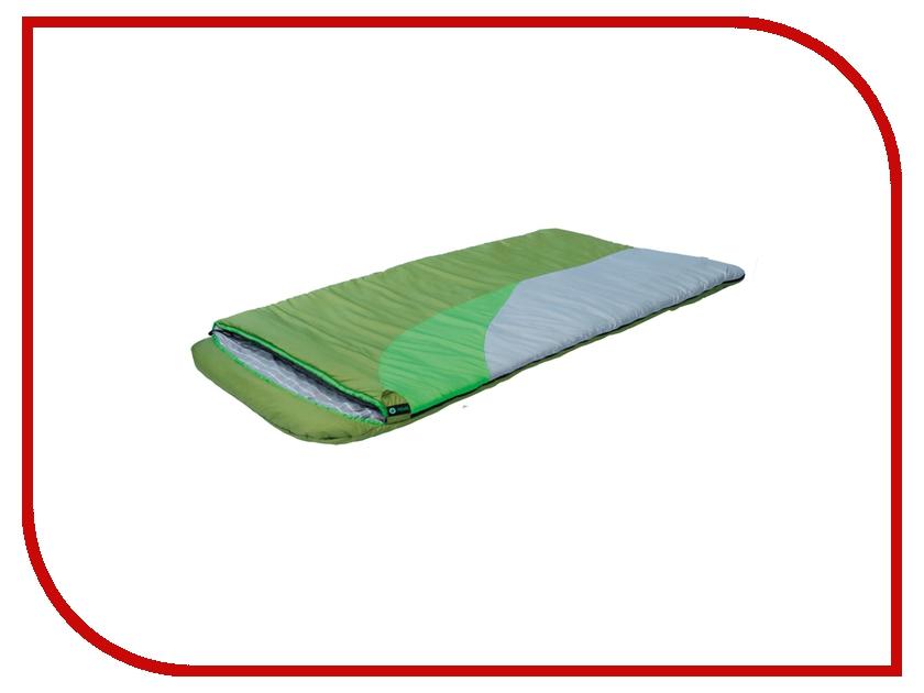 Cпальный мешок PRIVAL Берлога L Green