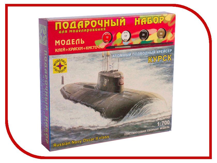 Сборная модель Моделист Крейсер Курск ПН170075 сборная модель моделист крейсер омск пн170074