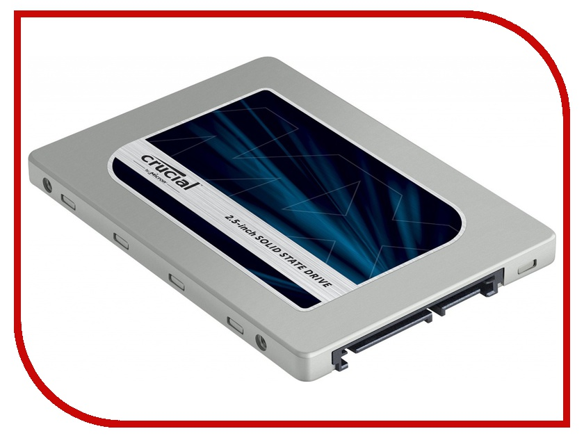 Жесткий диск 250Gb - Crucial MX200 CT250MX200SSD1