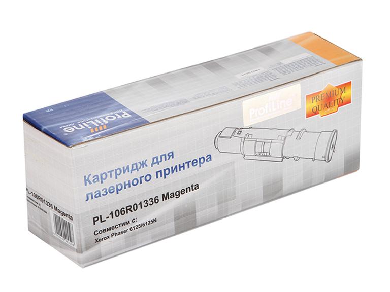 Аксессуар ProfiLine PL-106R01336 для Rank Xerox Phaser 6125/6125N Magenta