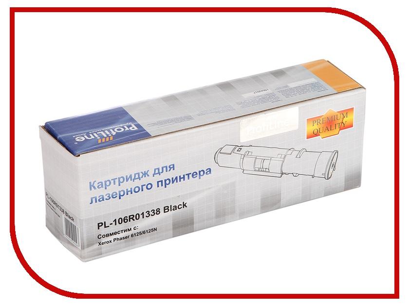 Картридж ProfiLine PL-106R01338 для Rank Xerox Phaser 6125/6125N Black<br>