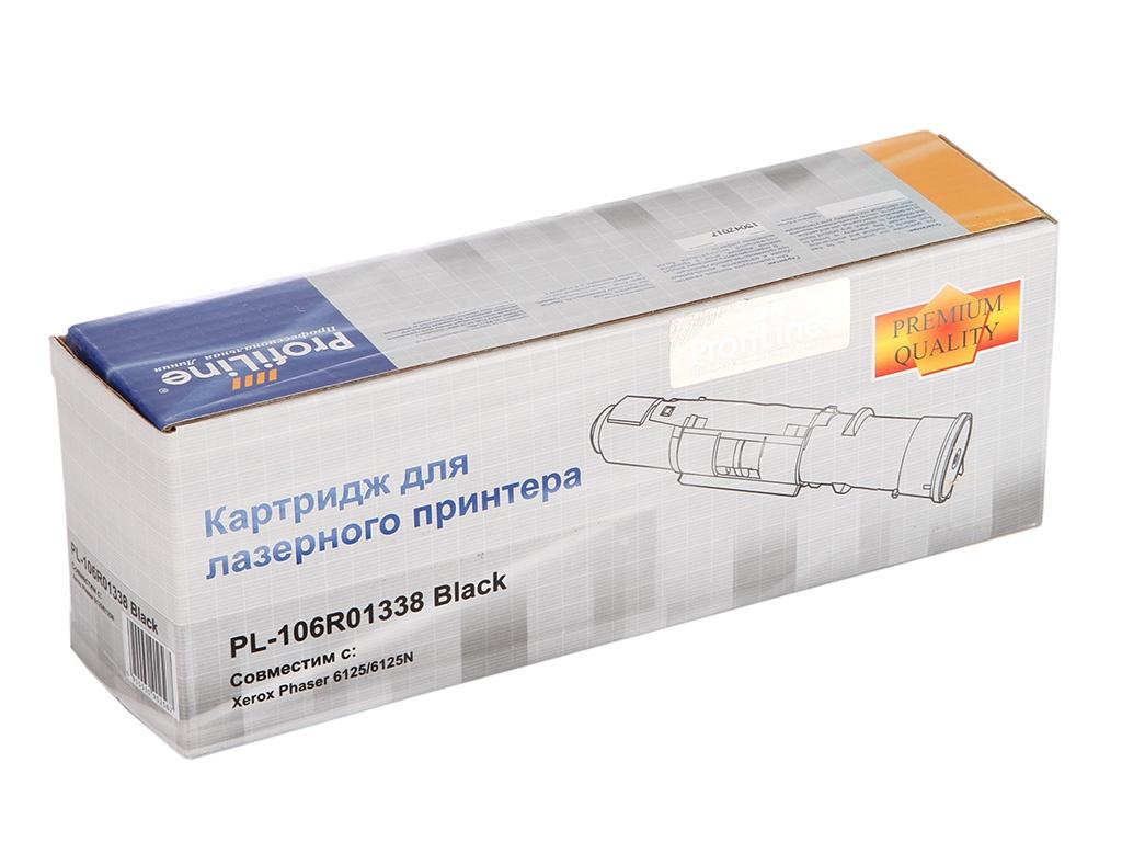 Аксессуар ProfiLine PL-106R01338 для Rank Xerox Phaser 6125/6125N Black