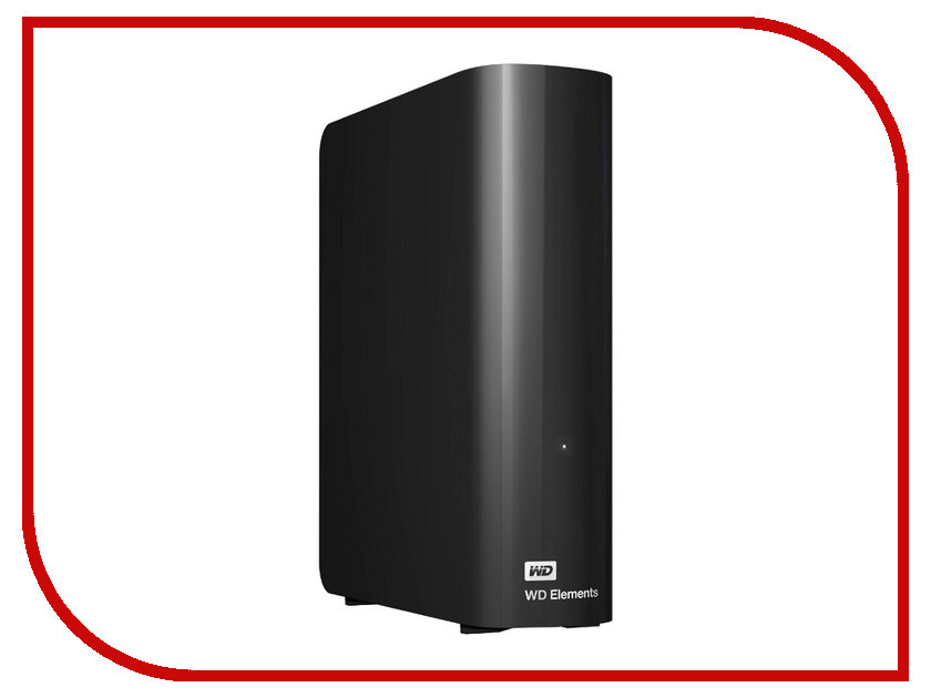 Жесткий диск Western Digital Elements Desktop 5Tb WDBWLG0050HBK-EESN