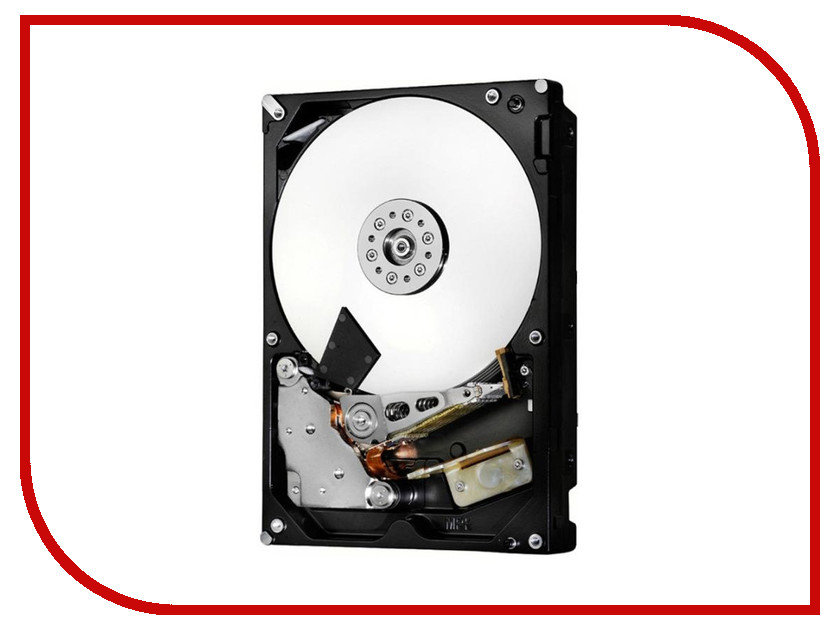 Жесткий диск 6Tb - HGST Ultrastar 7K6000 HUS726060ALE614<br>