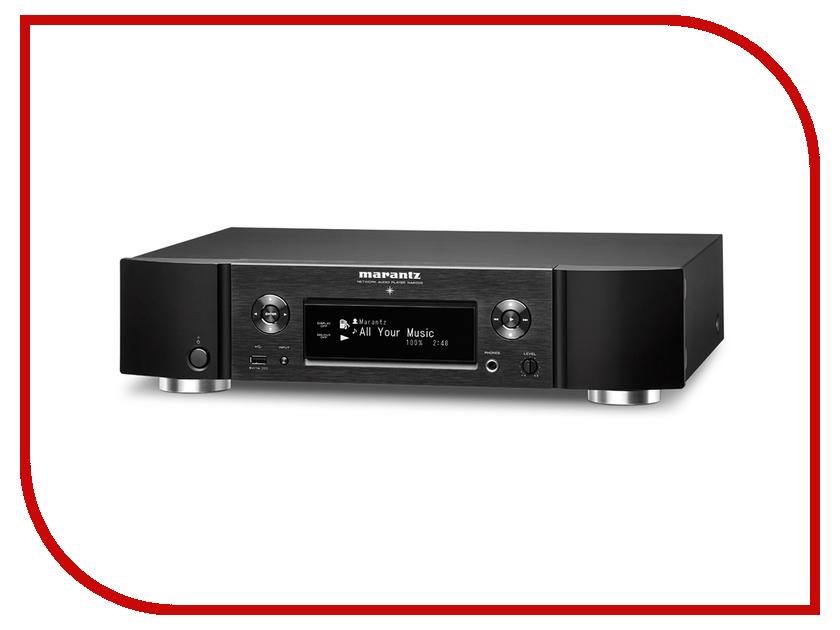Сетевой аудио проигрыватель Marantz NA6005 Black ресивер marantz av7703