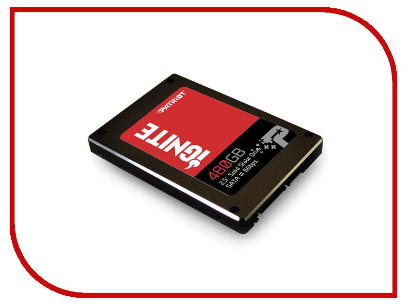 Жесткий диск 480Gb - Patriot Memory Ignite PI480GS25SSDR