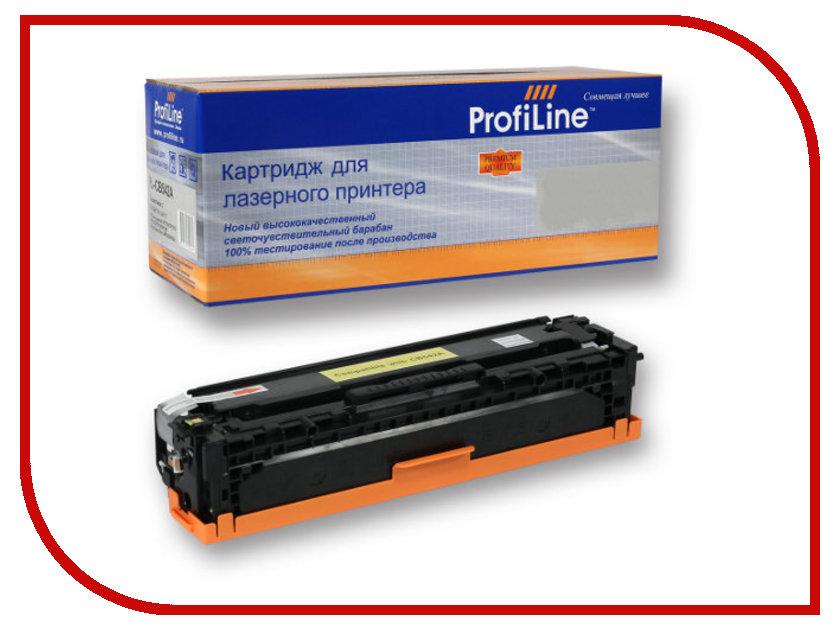 Картридж ProfiLine PL-TK-540M для Kyocera FS-C5100DN Magenta