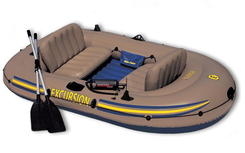 Лодка Intex 68319