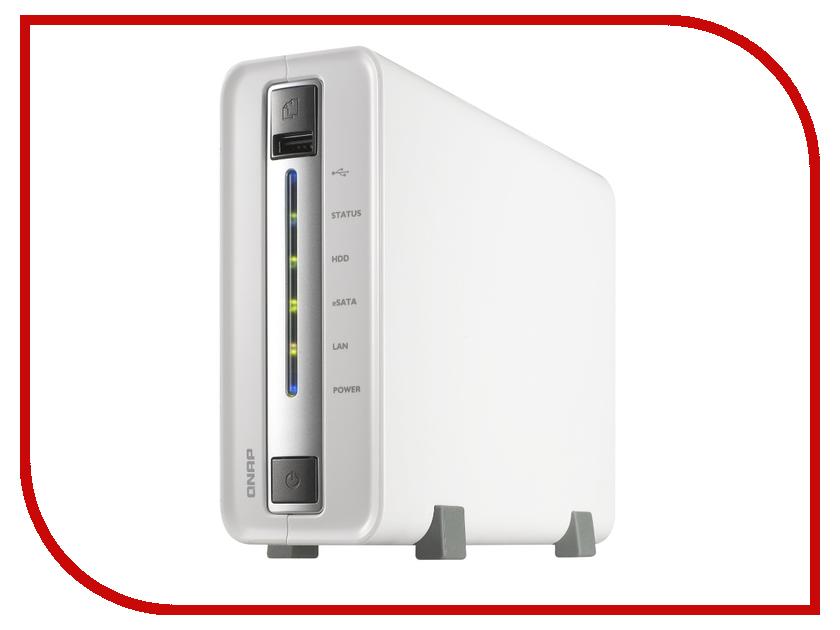 Сетевое хранилище QNAP TS-112P<br>