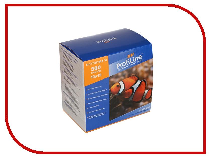 ���������� ProfiLine ��-240-10x15-500 240g/m2 ��������� 500 ������
