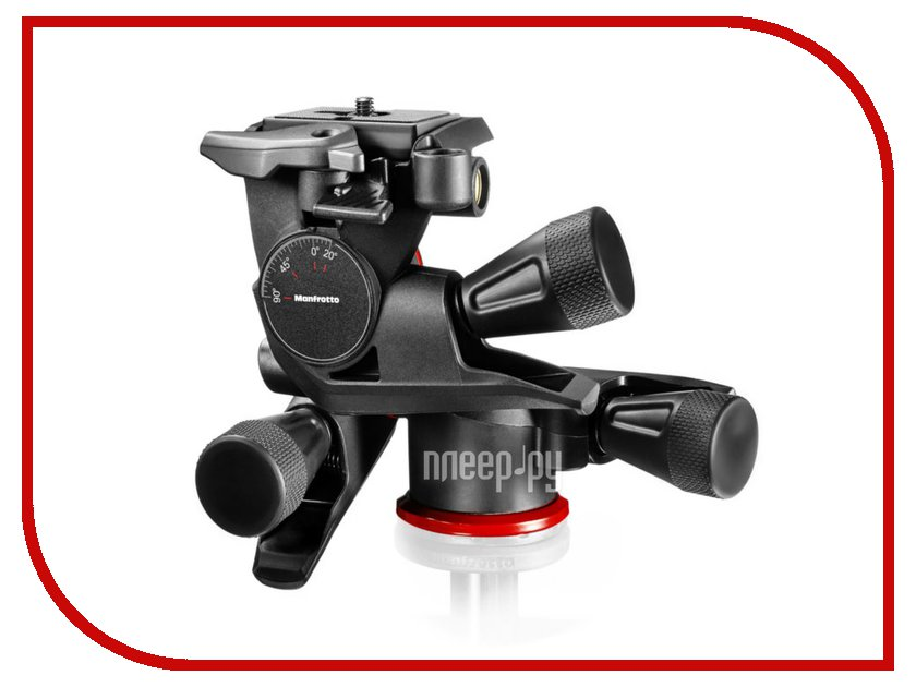 Головка для штатива Manfrotto MHXPRO-3WG XPRO Geared Head
