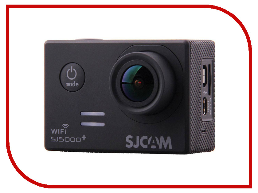 Экшн-камера SJCAM SJ5000 Plus<br>