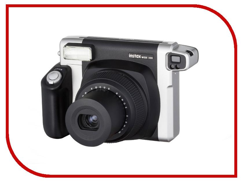 Фотоаппарат FujiFilm 300 Instax Wide fujifilm finepix xp120 голубой
