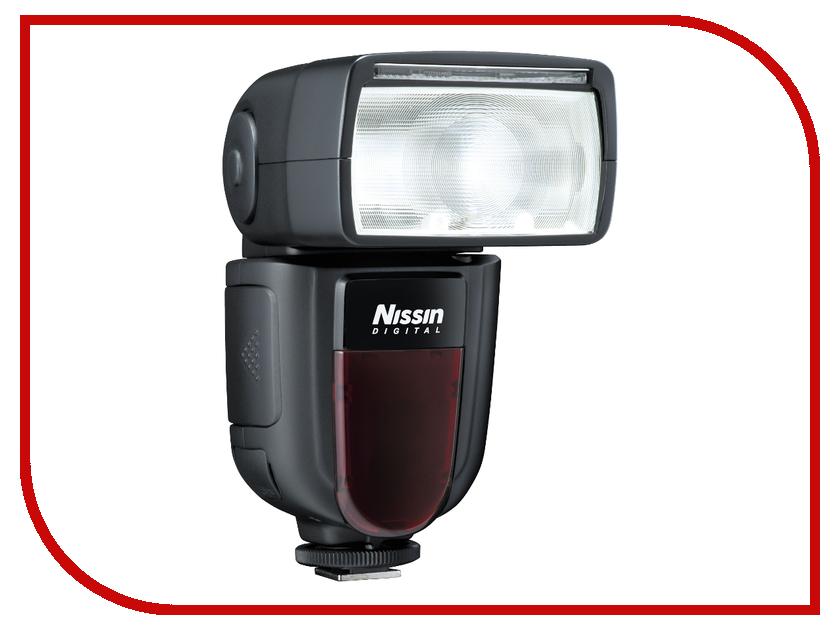 Вспышка Nissin Di-700A for Nikon<br>