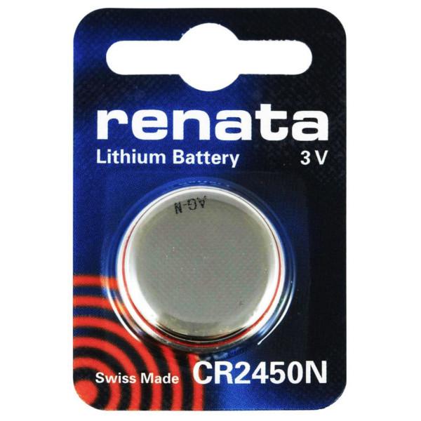Батарейка CR2450N - Renata (1 штука)