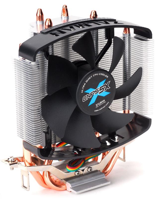 Кулер Zalman CNPS5X Performa (Intel LGA775/LGA1150/LGA1155/LGA1156/LGA754/LGA939/LGA940/AMD AM2+/AM2/AM3+/AM3/FM1)