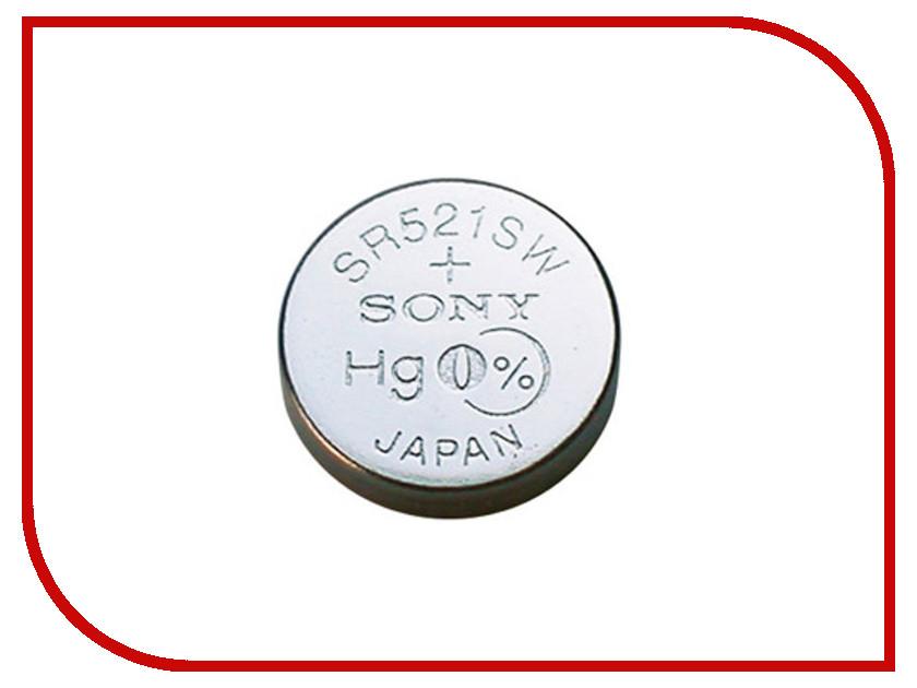 Батарейка R379 - Sony SR521SWN-PB (1 штука)