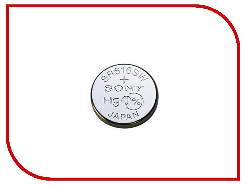 Батарейка R321 - Sony SR616SWN-PB (1 штука)<br>