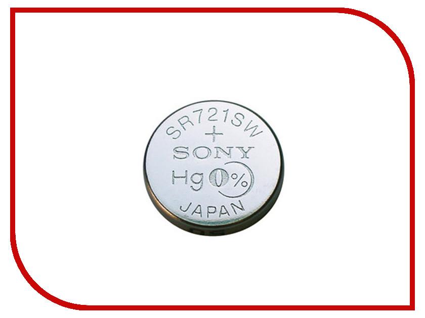 Батарейка R362 - Sony SR721SWN-PB (1 штука)