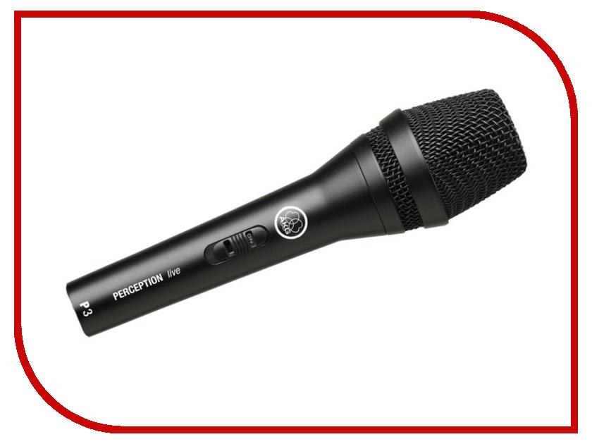 Микрофон AKG P3S akg hsd271
