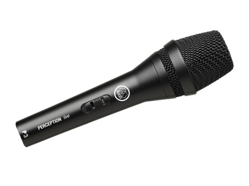 купить Микрофон AKG P3S недорого