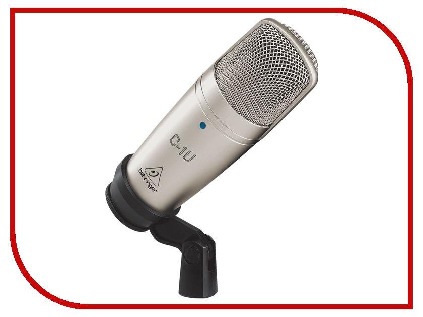 Микрофон Behringer C-1U behringer hpx6000