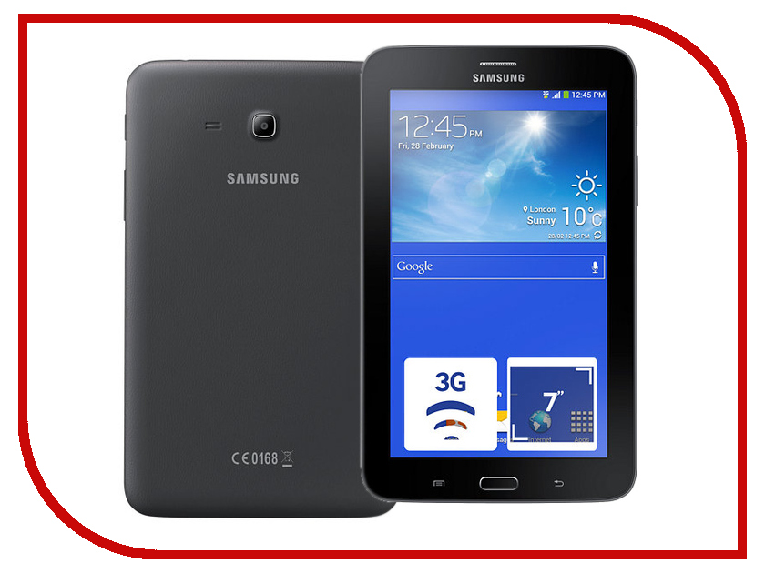 Планшет Samsung Galaxy Tab 3 7.0 Lite SM-T116 8Gb<br>