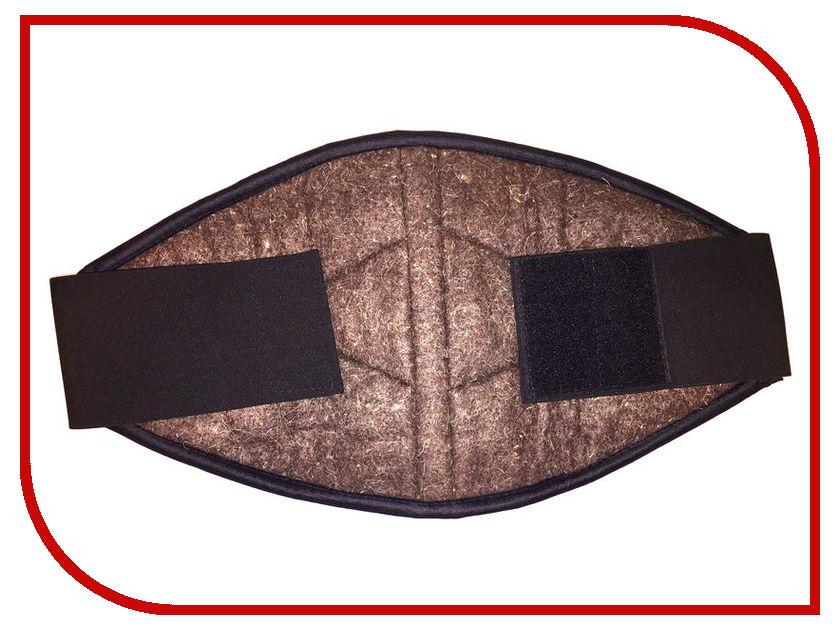 Ортопедическое изделие Azovmed - пояс, собачья шерсть р.58-60<br>