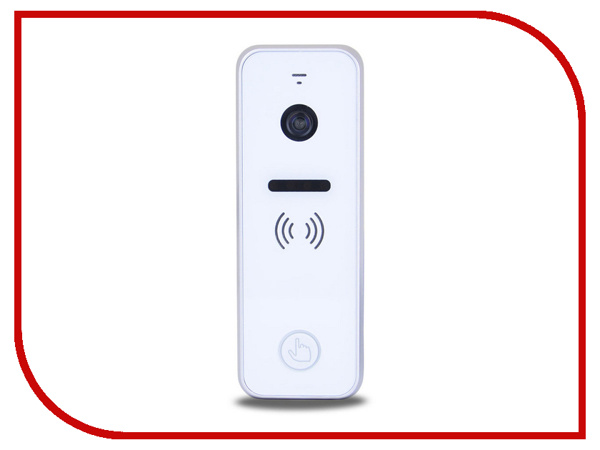 Вызывная панель Tantos iPanel 2 White