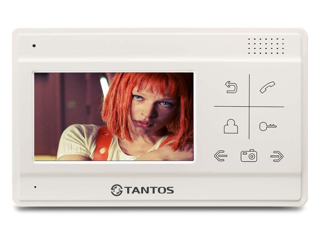 Видеодомофон Tantos LILU SD