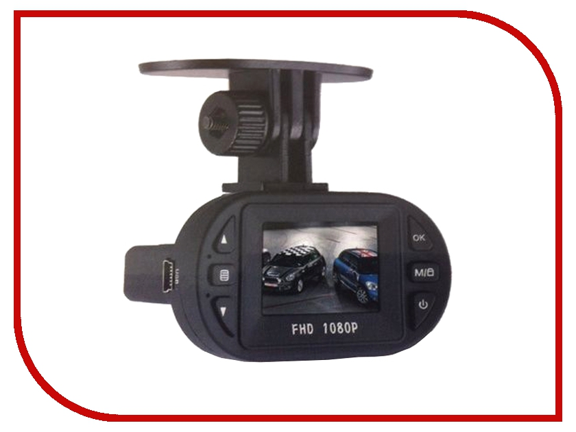 Видеорегистратор Subini DVR-H4000<br>