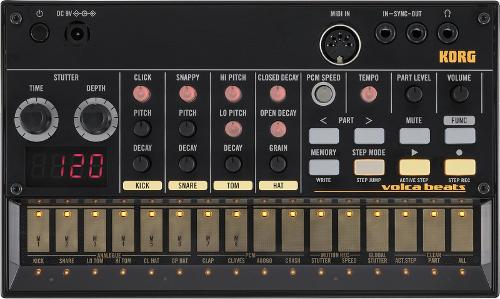 MIDI-контроллер KORG Volca Beats