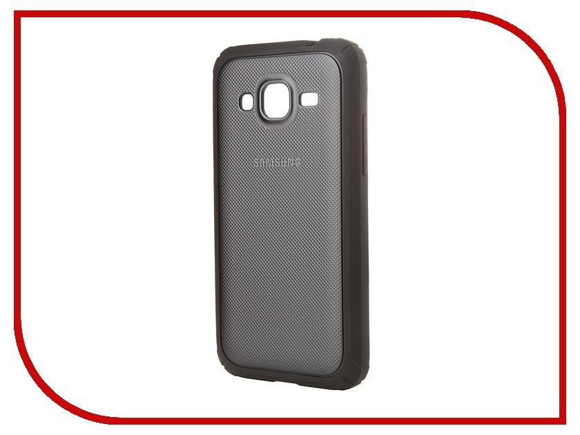 Аксессуар Чехол-накладка Samsung SM-G360 Galaxy Core Prime Grey EF-PG360BSEGRU