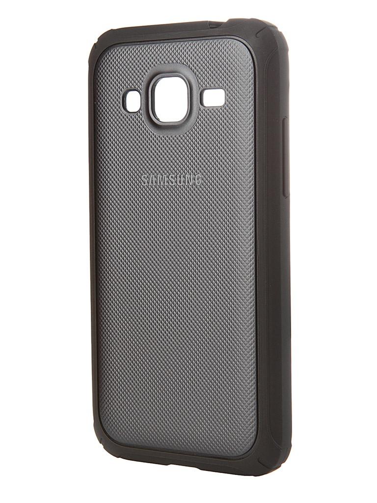 Аксессуар Чехол Samsung SM-G360 Galaxy Core Prime Grey EF-PG360BSEGRU