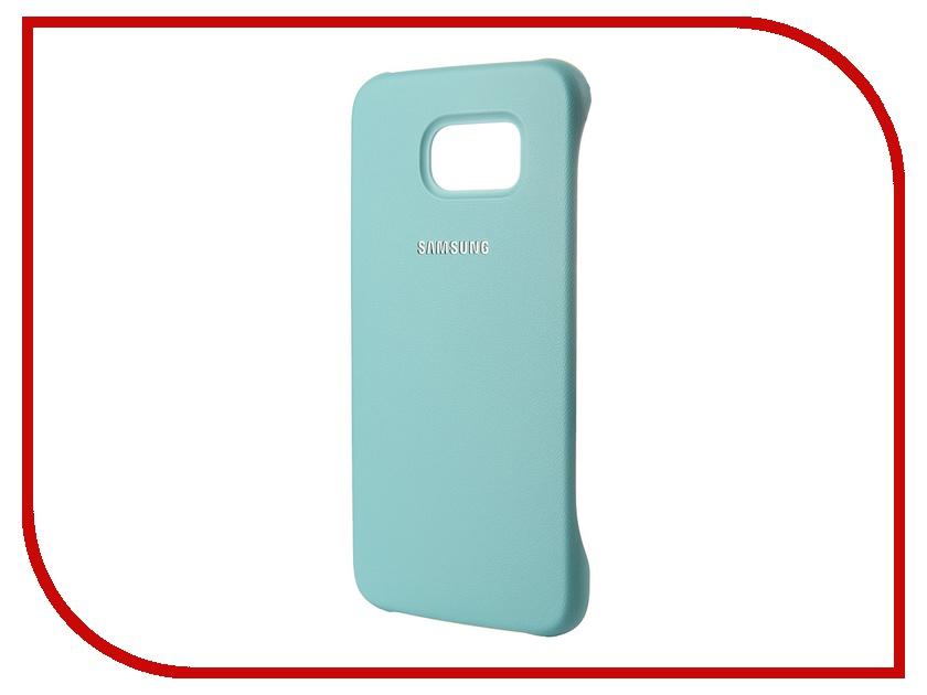 Аксессуар Чехол-накладка Samsung SM-G920 Galaxy S6 Protective Cover Mint EF-YG920BMEGRU<br>